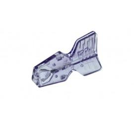 Clip hemostatic de unica folosinta cu unghi  prindere de 135°