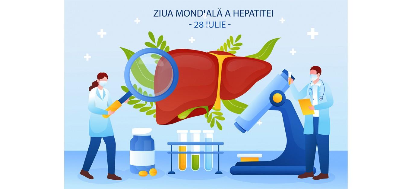 De ce este hepatita virala o problema mondiala de sanatate?