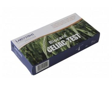 Biocard Celiac Test - Instrucțiuni de utilizare test intoleranta la gluten (boala celiaca)