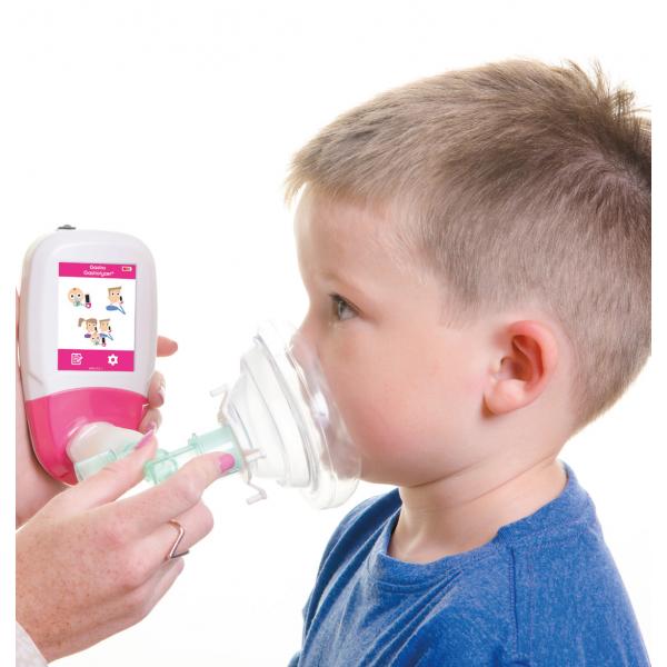 Analizor Gastro+ pentru determinarea hidrogenului din aerul expirat