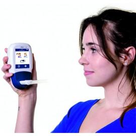 Analizor Micro+ Smokerlyzer  pentru determinarea monoxidului de carbon din aerul expirat