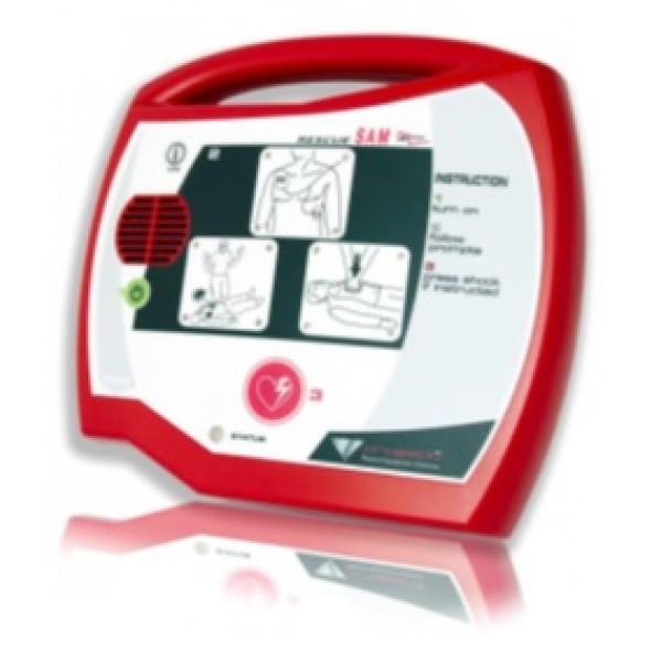 Defibrilator AED semi-automat RescueSAM