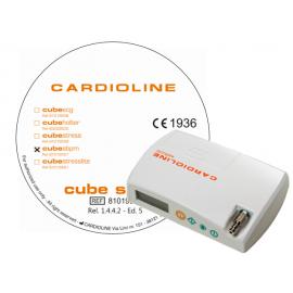 Sistem de testare la efort CARDIOLINE HD+ Italia
