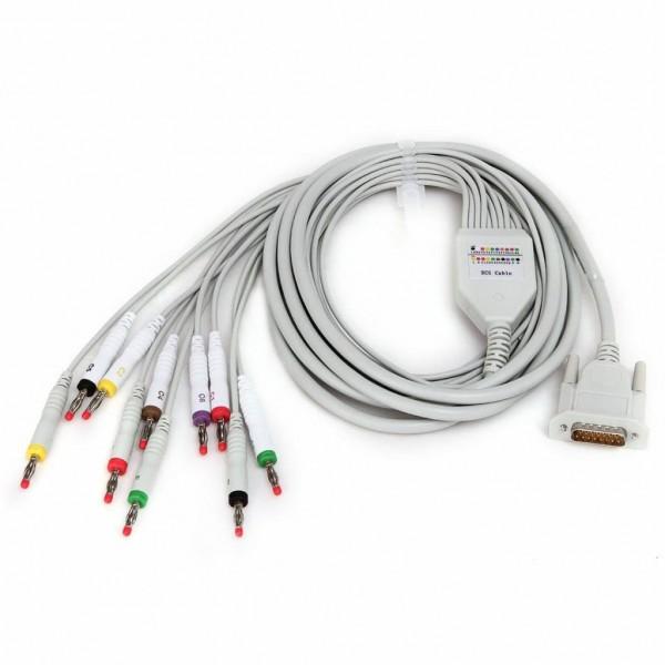Cablu pentru ECG Contec
