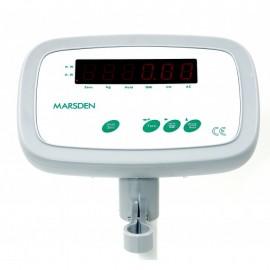 Cantar electronic pe coloana cu taliometru Marsden M-150