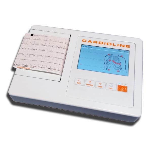 Electrocardiograf 6 CANALE CARDIOLINE Italia