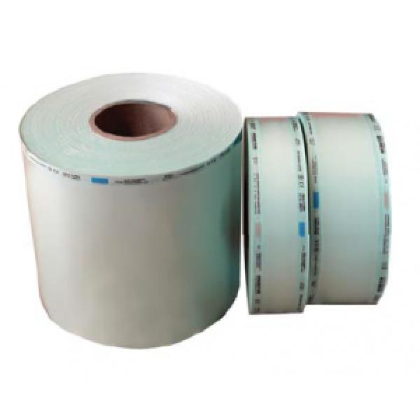Rola plată pentru sterilizare 350 mm x 200 m