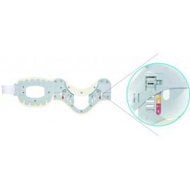 Guler cervical pentru adulti, ajustabil la 8 dimensiuni