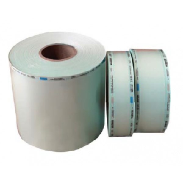 Rolă cu pliu pentru sterilizare 300 mm x 100 m
