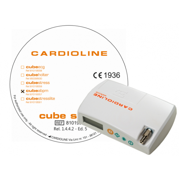 Holter ABPM CARDIOLINE Walk200b Italia