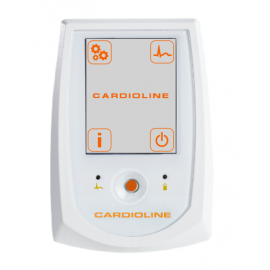 Holter EKG 12 canale CARDIOLINE Walk400h Italia