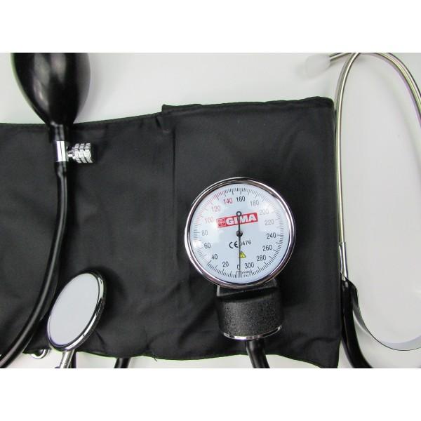 Tensiometru aneroid cu stetoscop profesional inclus